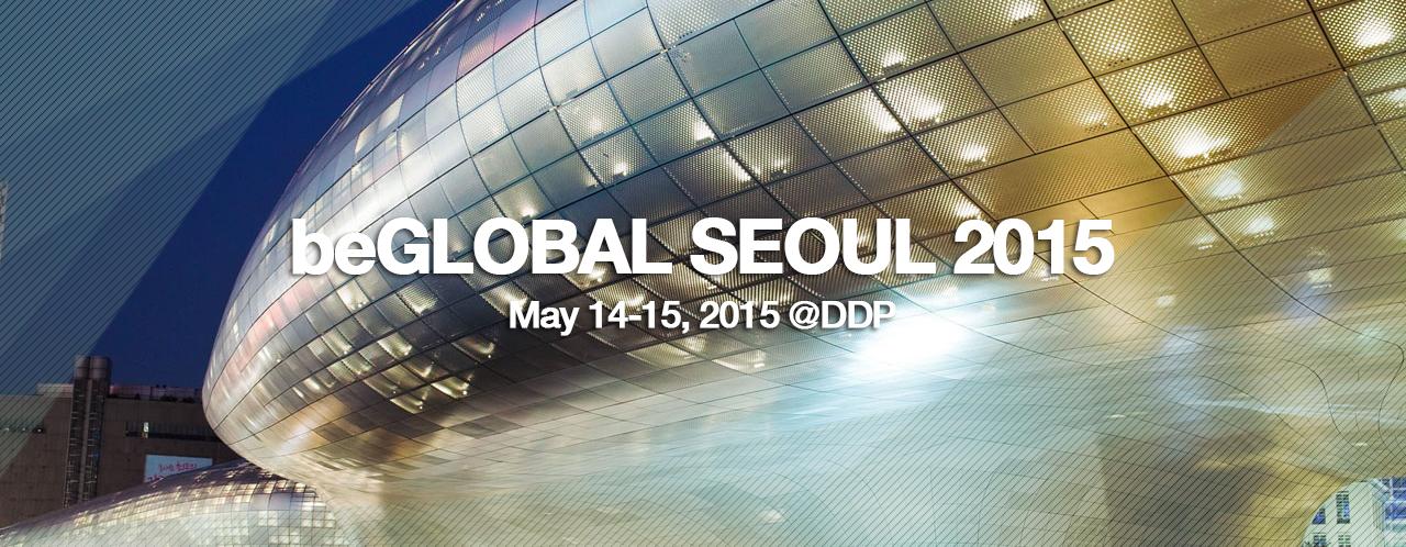 beGlobal 2015-2